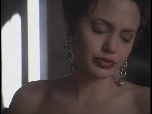 "Angelina Jolie wallpaper titled Angelina Jolie in ""Gia"""