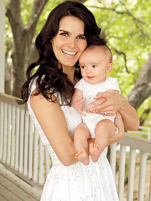 Angie and her daughter