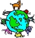 Animals Walk the Earth - keep-earth-green icon