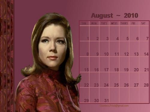 August 2010 Emma (calendar)