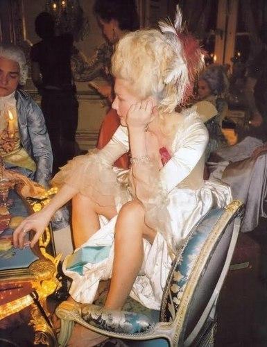 BTS - Marie Antoinette