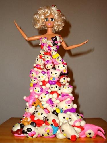 búp bê barbie GaGa