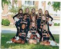 Bearcats Group Picture - cheerleading photo