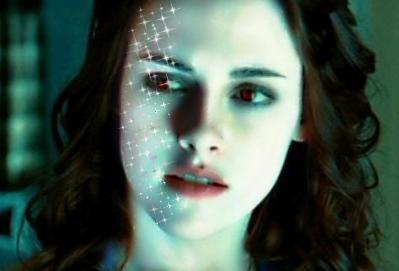 Bella Cullen as a Vampire