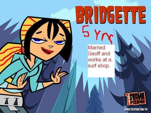 Bridgette 5 years later