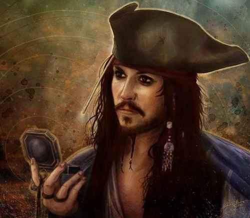Thuyền trưởng Jack Sparrow
