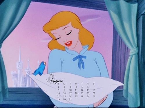 Cinderella - August