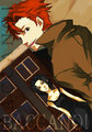 Claire & Chane - baccano photo