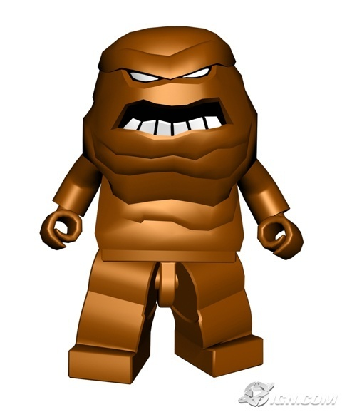 Lego Batman images Clayface wallpaper and background ...
