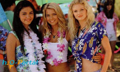 Cleo, Bella, Rikki