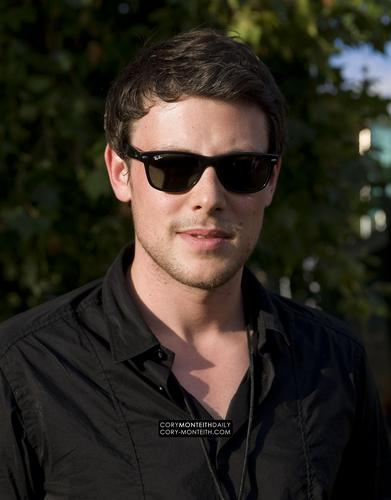 Cory Monteith wallpaper entitled Cory @  Wireless Festival 2010 - Day One