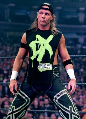 DX - Shawn Michaels