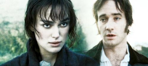 Darcy et elizabeth.