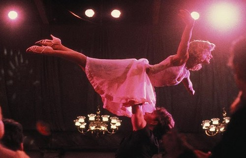 dirty dancing - ritmo quente