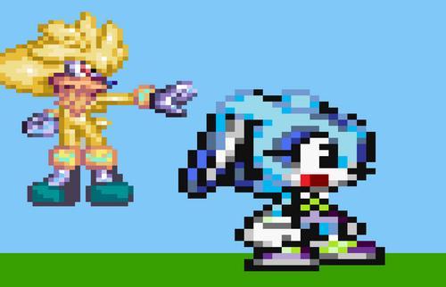 Dumplin's Sonic Party marmelade Last Level