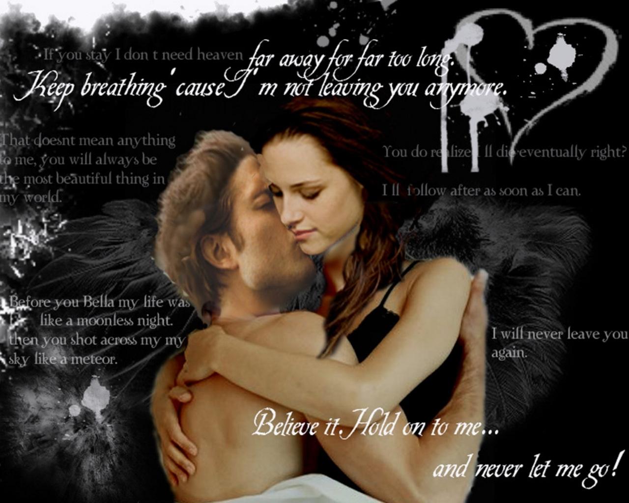 Edward & Bella reunited