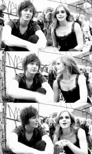 Emma and George