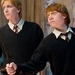 Fred, George, and other cast