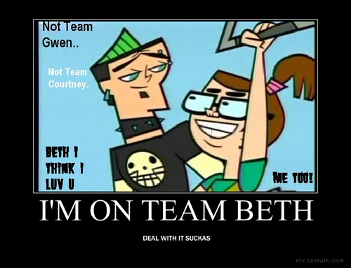 GO TEAM BETH