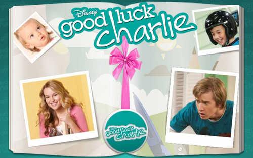 Good Luck Charlie wallpaper titled Good Luck Charlie