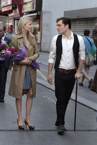 Gossip Girl - Episode 4.02 - Double Identity - Promotional Photos