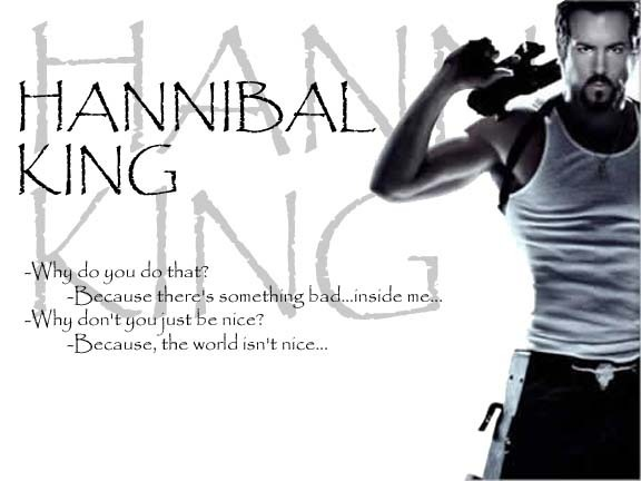 Hannibal King Images Hannibal King Wallpaper And Background Photos