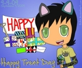 Happy Nine or Trent Day - total-drama-island fan art