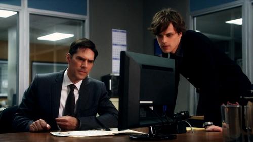 Hotch and Reid