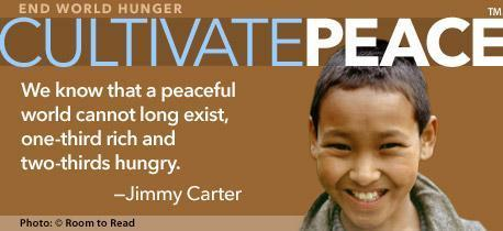 Human Rights - Cultivate Peace