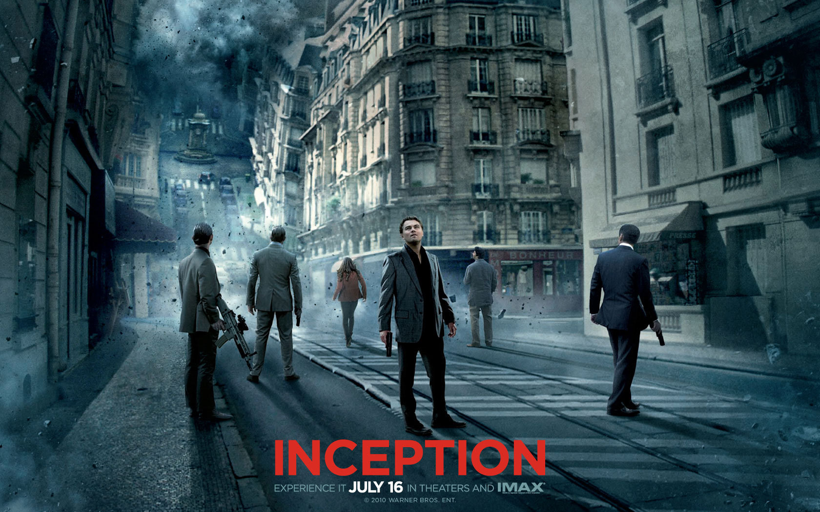 Inception  2010  images Inception HD wallpaper and background photos
