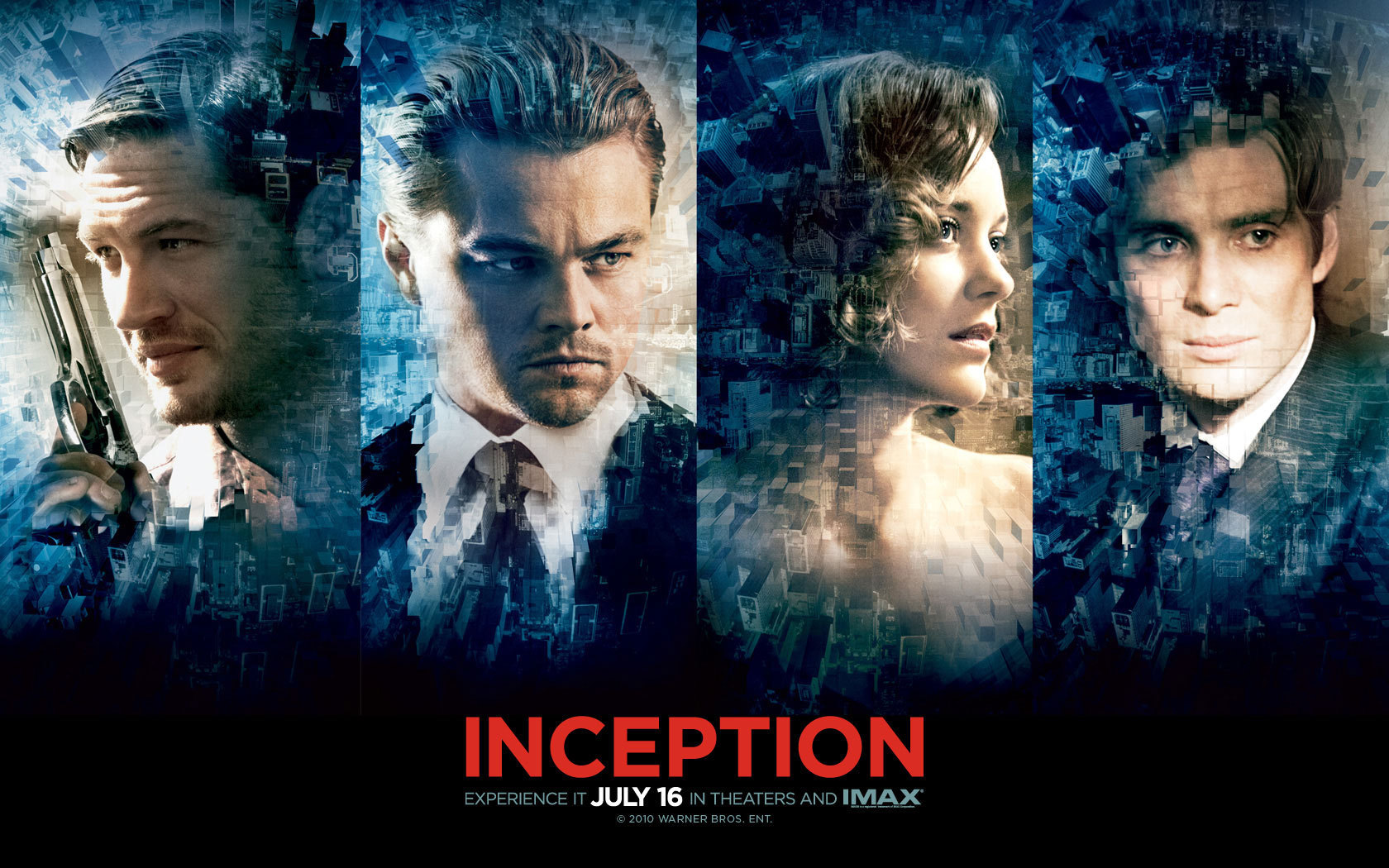 Inception - Inception (2010) Wallpaper (14355479) - Fanpop