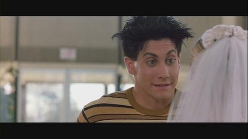 """জ্যাক গেলেনহ্যাল দেওয়ালপত্র titled Jake Gyllenhaal in """"Bubble Boy"""""""