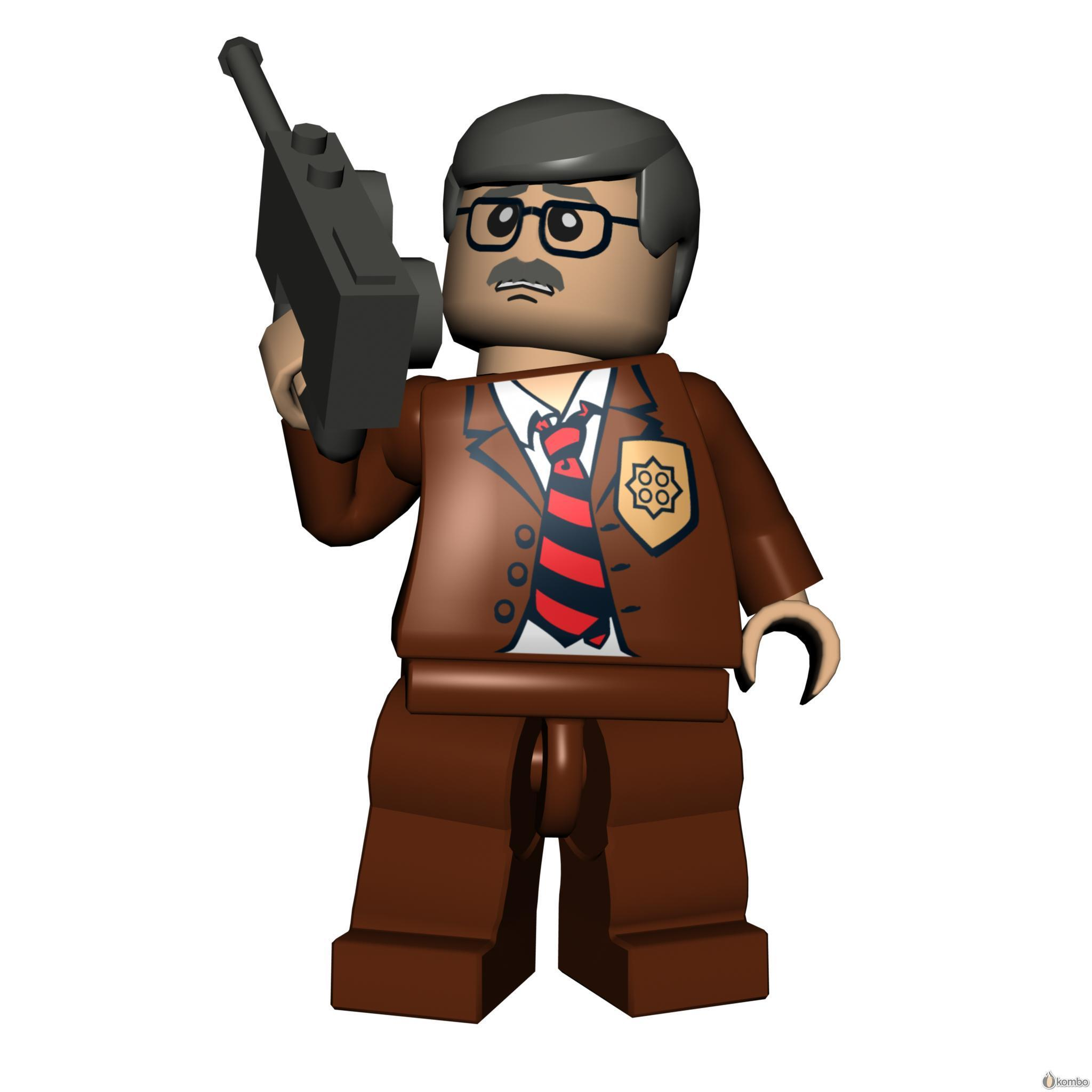 James Gordon - Lego Batman Photo (14369543) - Fanpop