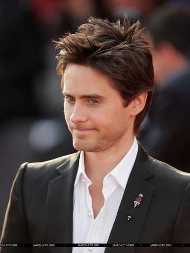Jared Mr. Nobody Premiere.Venice Red Carpet