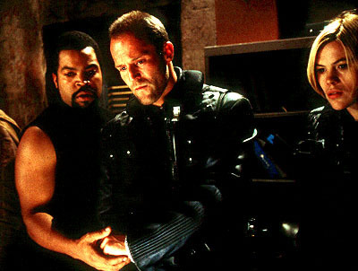 Jason Statham Hintergrund titled Jason in Ghosts of Mars