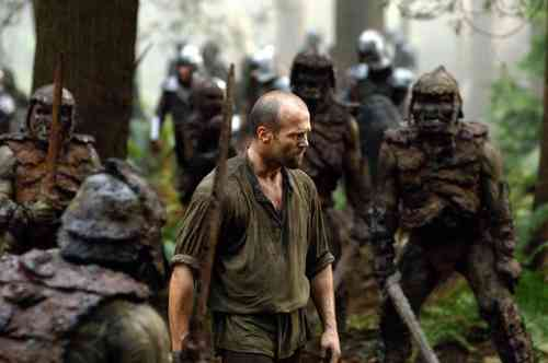 Jason Statham achtergrond titled Jason in In the Name of the King: A Dungeon Siege