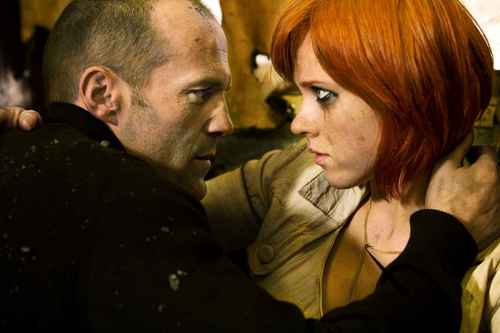 Jason Statham karatasi la kupamba ukuta called Jason in The Transporter 3