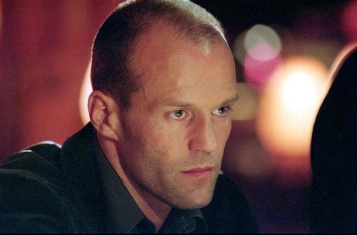 Jason Statham karatasi la kupamba ukuta titled Jason in The Transporter