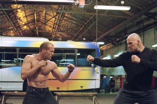 Jason Statham Hintergrund entitled Jason in The Transporter