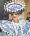 John as a Pantomime Dame