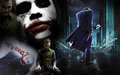Joker - heath-ledger wallpaper