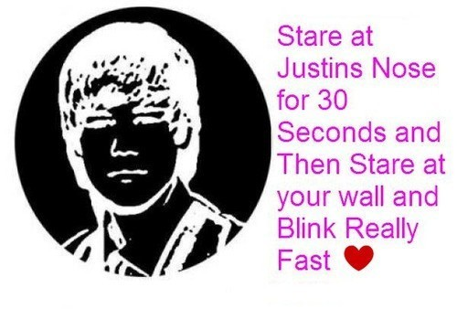 Justin Bieber on your wall!