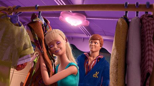 Ken and Barbie
