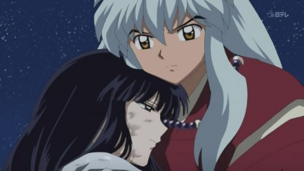 Kikyo and इनुयाशा