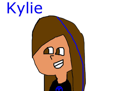 Kylie as a kid (request for tdigirl)
