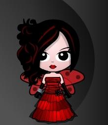 Ladybug Girl Zwinky
