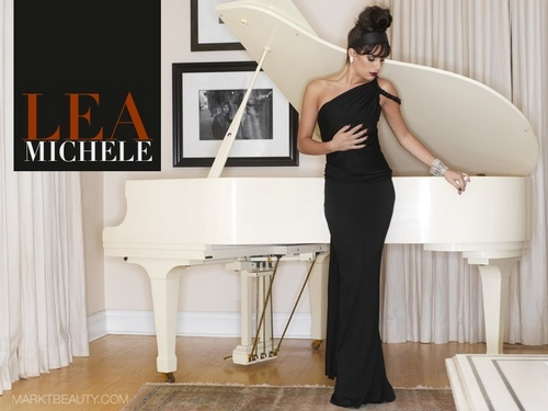 Lea's New Photoshoot