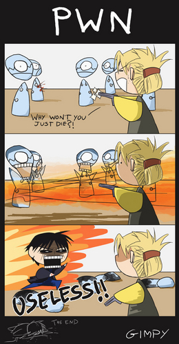Riza Hawkeye Anime/Manga wallpaper entitled lol