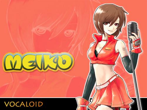 MEIKO Vocaloid