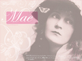 Mae Marsh - silent-movies wallpaper